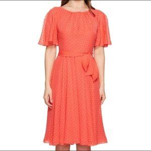 Kate Spade silk chiffon dress
